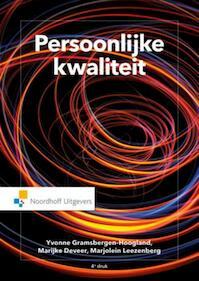 Persoonlijke kwaliteit - Drs. Y.H. Gramsbergen-Hoogland, M.A.J. Deveer, M.G. Leezenberg (ISBN 9789001853280)
