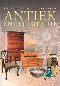 De grote geillustreerde antiek encyclopedie (ISBN 9789036613033)