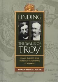 Finding the Walls of Troy - Susan Heuck Allen (ISBN 9780520208681)