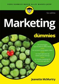 Marketing voor Dummies - Jeanette McMurtry (ISBN 9789045353944)