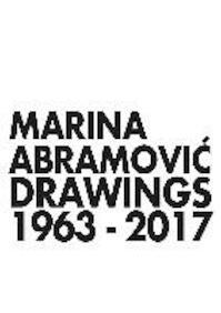 Marina Abramovic. Drawings 1963-2017 (ISBN 9783960982821)