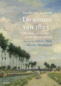 De zomer van 1823 - Jacob van Lennep (ISBN 9789045037059)