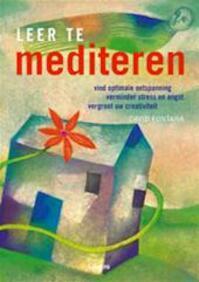 Leer te mediteren - David Fontana (ISBN 9789089980045)