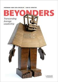 Beyonders - Herman Van Den Broeck, David Venter (ISBN 9789020998658)
