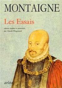 Les essais - Michel de Montaigne (ISBN 9782869591509)