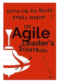 The Agile Leader's Scrapbook - Herman Van den Broeck, Barney Jordaan (ISBN 9789401447140)
