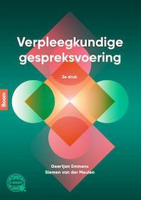Verpleegkundige gespreksvoering - Geertjan Emmens (ISBN 9789024421367)