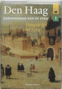 Den Haag - geschiedenis van de stad - J.G. Smit, E. Beukers (ISBN 9789040090226)