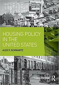 Housing Policy in the United States - Alex F Schwartz (ISBN 9780415836500)