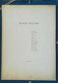 Honest Arts Map - Louis Paul Boon, Simon Vinkenoog, Jan [Ill.] Burssens, Camille [Ill.] D'Have, Roger [Ill.] Serras