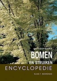 Bomen & struiken encyclopedie - N. Vermeulen, H. van Dijk (ISBN 9789036610773)