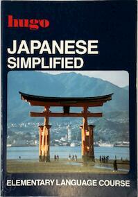 Japanese Simplified - John Breen (ISBN 9780852850992)