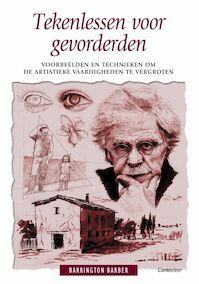Tekenlessen voor gevorderden - Barrington Barber, Akkie de Jong, Inaksie (ISBN 9789021333397)