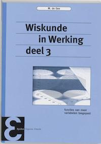3 - Maarten de Gee (ISBN 9789050410007)