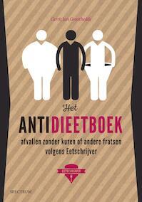 Het antidieetboek - Gerrit Jan Groothedde (ISBN 9789000340989)