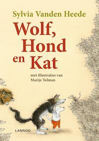 Wolf, hond en kat - Syllvia vanden Heede (ISBN 9789020992885)