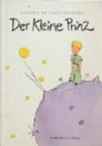 Der kleine Prinz - Antoine de Saint-Exupéry (ISBN 9783792000267)