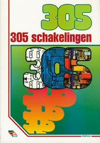 305 schakelingen - (ISBN 9789053810569)