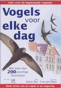 Vogels voor elke dag - J. Bos (ISBN 9789050112406)