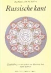 Russische kant - Monique Polfliet-pauwels (ISBN 9789062553839)