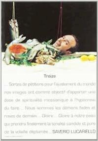 Saverio Lucariello - Jean-Yves Jouannais, Christophe Kihm, Ateliers d'artistes de la ville de Marseille, Fonds régional d'art contemporain des Pays de la Loire (ISBN 9782908445473)