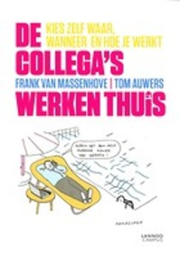 De collega's werken thuis - Van Massenhove (ISBN 9789401403375)
