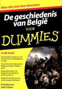 De geschiedenis van België voor Dummies - Fred Stevens, Axel Tixhon (ISBN 9789043022392)