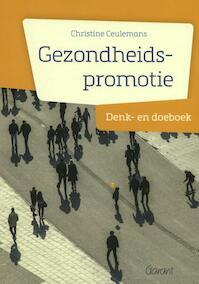 Gezondheidspromotie - Christine Ceulemans (ISBN 9789044131567)