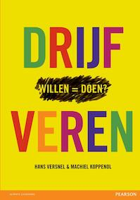 Drijfveren - Hans Versnel, Machiel Koppenol (ISBN 9789043029797)