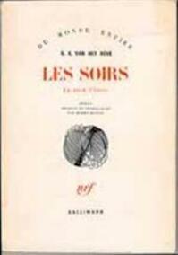 Les Soirs - G.K. Van Het Reve (ISBN 9782070273096)