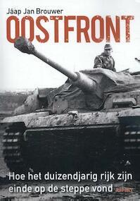 Oostfront - Jaap Jan Brouwer (ISBN 9789461534538)