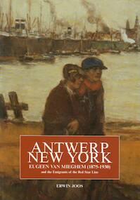 Antwerp New York - Erwin Joos (ISBN 9789085860075)