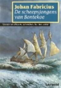 De scheepsjongens van Bontekoe - Johan Fabricius (ISBN 9789025834555)