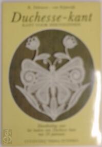 Duchesse-kant - R. Delescen-van Rijsewijk (ISBN 9789062553266)