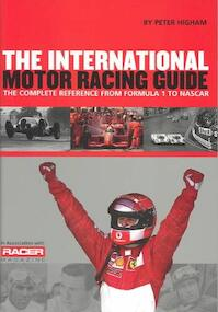 International Motor Racing Guide - Peter Higham (ISBN 9781893618206)
