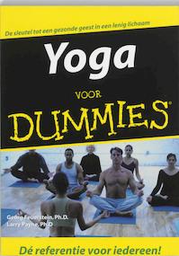 Yoga voor Dummies - G. Feuerstein, Amp, L. Payne (ISBN 9789043008082)