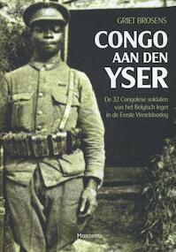 Congo aan den Yzer - Griet Brosens (ISBN 9789002251962)