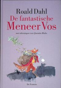 De fantastische meneer Vos - luxe - Roald Dahl (ISBN 9789026129605)