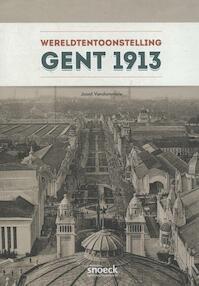 De wereldtentoonstelling van Gent - Joost Vandommele (ISBN 9789461610881)