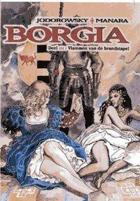3 Vergif en brandstapel - A. Jodorowski, M. Manara (ISBN 9789087160302)