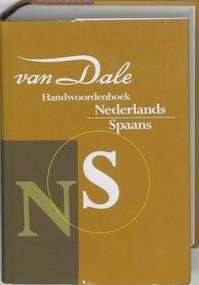 Van Dale Handwoordenboek Nederlands-Spaans - Peter Jan Slagter (ISBN 9789066482227)