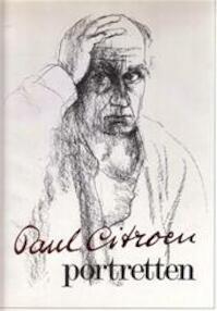 Portretten - Paul Roelof Citroen (ISBN 9789060866061)