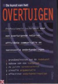 De kunst van het overtuigen - H.C. Altmann (ISBN 9789024376315)
