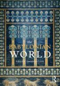 The Babylonian World - Gwendolyn Leick (ISBN 9780415497831)