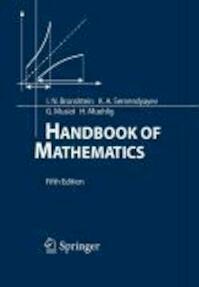 Handbook of Mathematics - I. N. Bronshtein (ISBN 9783540721215)