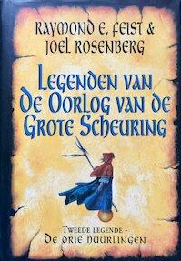 De drie huurlingen - R.E. Feist, J. Rosenberg (ISBN 9789022532607)