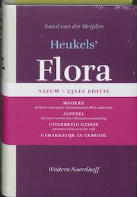 Heukels'Flora van Nederland - Ruud van der Meijden (ISBN 9789001583446)