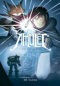 Amulet 2: De vloek - Kazu Kibuishi (ISBN 9789058856227)