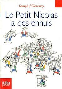 Le Petit Nicolas - Jean-Jacques Sempe (ISBN 9782070577040)