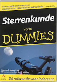 Sterrenkunde voor Dummies - StephenP. Maran (ISBN 9789043010207)
